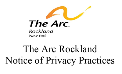 The Arc Rockland :: HIPAA Privacy Statement